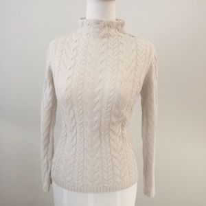 Peru Unlimited 100% Baby Alpaca Wool Cable Knit